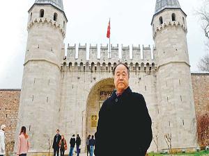 Nobelli yazar Ayasofya'yı yazacak