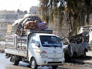 Suriye'de dün 18'i çocuk, 73 işi öldü
