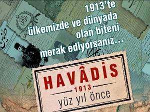 Havadis; Yüzyıl Önce 1913 Sergisi