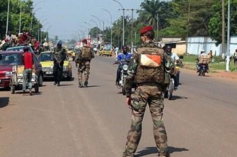 Orta Afrika Cumhuriyeti'nde 6 bin 600 asker