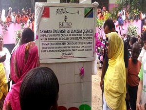 ASÜ, Tanzanya'da bir ilki gerçekleştirdi