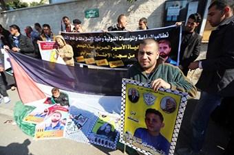 İsrail'deki Filistin'li tutuklular