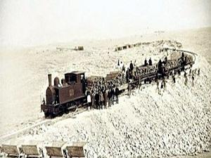 Türkiye-Mekke arasına hızlı tren