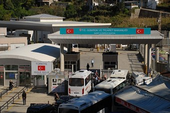 Yurt dışına çıkacak yolcu otobüslerine %25 doluluk şartı