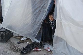 Suriye'de tutsak yaşamlar