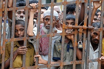 Myanmar hükümeti sorumlu
