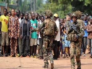 Orta Afrika Cumhuriyeti'nde 15 bin sivil kuşatma altında