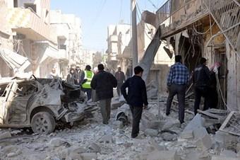 Suriye'de katliam pususu