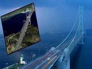 Körfez Geçiş Köprüsü'nün ayakları suya basıyor