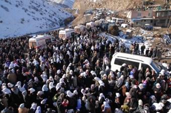38 köylünün ölümüyle ilgili soruşturma askeri savcılıkta