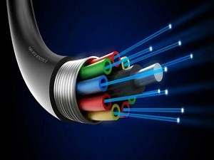 Dünyayı 4 defadan fazla dolaşacak kablo çekildi