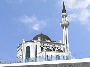 Bağcılar Sancaktepe Camii'nin temeli atıldı