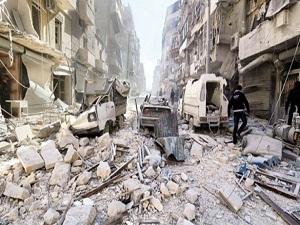 Halep'teki Azaz Hastanesi yardım bekliyor