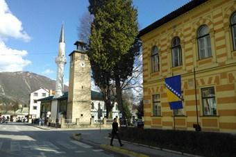 Bosna bağımsızlığının 22'nci yılını kutluyor