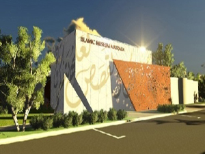 Avustralya'nın ilk İslam Müzesi açıldı