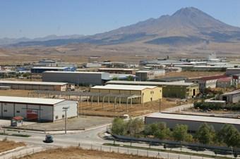 Aksaray Organize Sanayi Bölgesi genişliyor