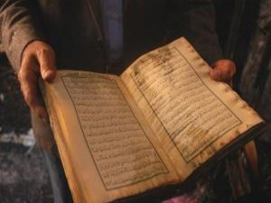 Toprağa gömülü çok sayıda Kur'an-ı Kerim bulundu