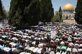 İsrail ezan sesini kısmaya hazırlanıyor