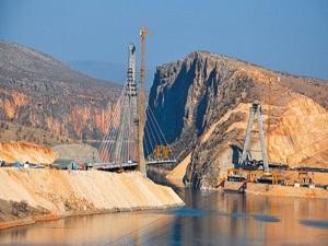 Adıyaman Diyarbakır ticaretine 'köprü'
