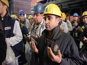 263 maden şehidi, dualarla anıldı