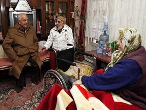 Yaşlı Yaşam Butonu, hayata bağlayacak