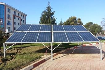 Belediye, kendi elektriğini kendi üretiyor