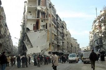 Esed güçlerinin saldırısında 40 kişi öldü