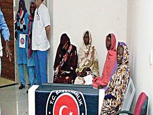 Sudan'daki TİKA hastanesi umut oldu