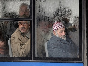 Yönetmeliğe Uymayan Halk Otobüslerine Para Cezası