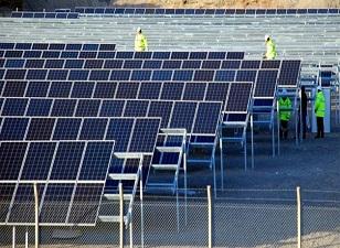 Almanlar güneşten bize göre daha çok elektrik üretiyor
