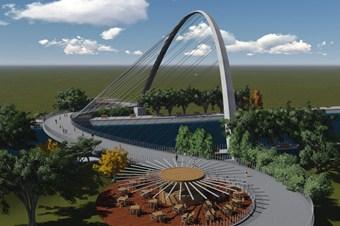 Manavgat trafiği 3 araç ve 3 yaya köprüsüyle rahatlayacak