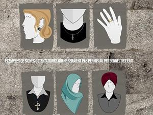 Kılık-kıyafet yasağının hedefi başörtüsü