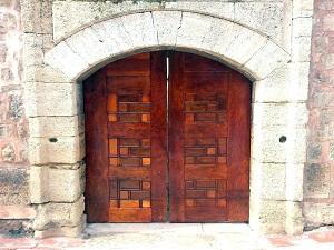 Selimiye'nin bahçe kapıları bakıma alındı