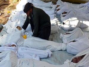 BM'den Suriye'yi suçlayan kimyasal rapor