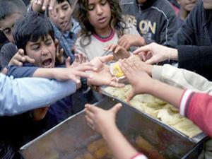 Suriye rejimi sivilleri açlığa terk ediyor