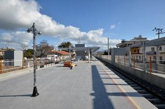 İzmir Büyükşehir İZBAN Torbalı inşaatlarını tamamlıyor