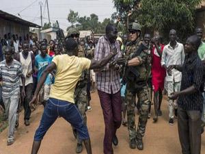 Orta Afrika kentindeki son Müslüman'ı da öldürdüler