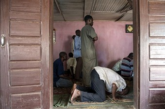 Müslümanlar Orta Afrika'dan yok ediliyor