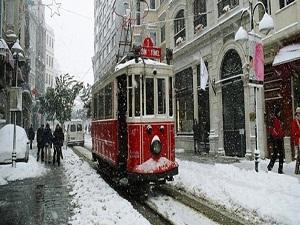 Marmara'ya kar geliyor! Bu tarihe dikkat