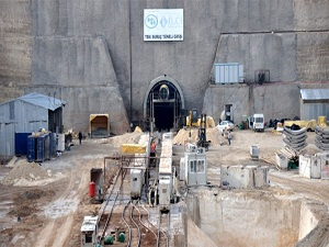 Suruç Tüneli 9 Mart'ta açılacak