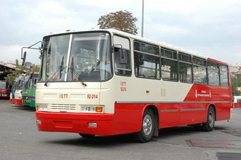 Tarihin tanıkları Ikarus ve Man otobüsler, yollardan çekildi