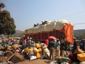 AB ve BM'ye Orta Afrika Müslümanları için çağrı