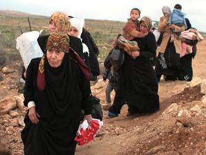Suriye'de son 3 yılda 12 bin 813 kadın öldürüldü