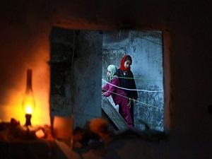 Gazze Şeridi elektriksiz kaldı