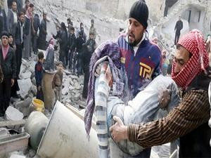 Esed zehirli gazla saldırdı: 50 ölü!