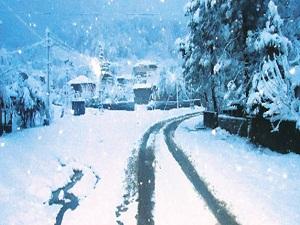 Bu şehirlerde yaşayanlar dikkat! Kar başladı!
