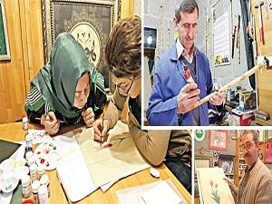 800 yıllık medresede sanat eğitimi