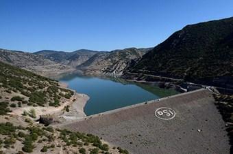 Barajların doluluk oranları arttı