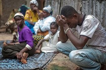 Orta Afrika'da Müslümanlar 'sürgün ve ölüm' arasında