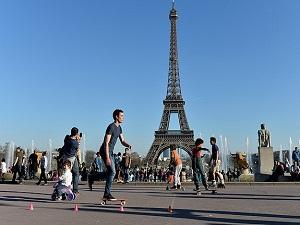 Dünyanın en çok turist çeken şehri yine Paris